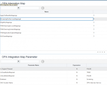 Renderer - Siebel & Oracle Policy Automation 12 - Opa Integration Step Four